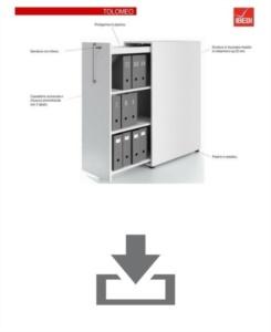 Technisches Datenblatt Tolomeo