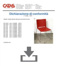 Zertifikat CATAS EN 1728 Multi