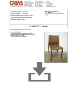 Zertifikat CATAS EN 1728 Hoth