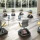 Rover EVO (4) - mobil Stuhl für Ausbildungsstätten und Schülen