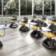 Rover EVO (5) - mobil Stuhl für Ausbildungsstätten und Schülen