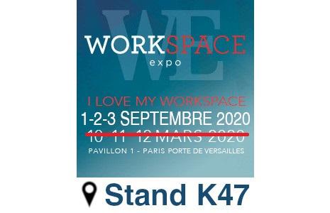 Workspace Expo in Paris