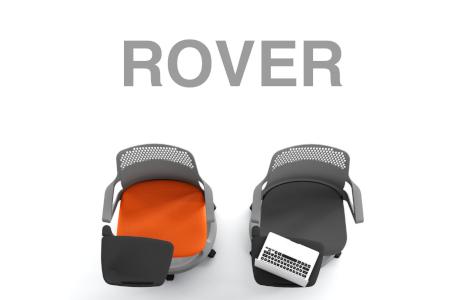 Stuhl Rover für Schüle und Kurse
