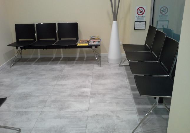 Multi Bank für ein Wartezimmer