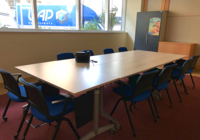 Oplà Stuhl mit Schreibplatte